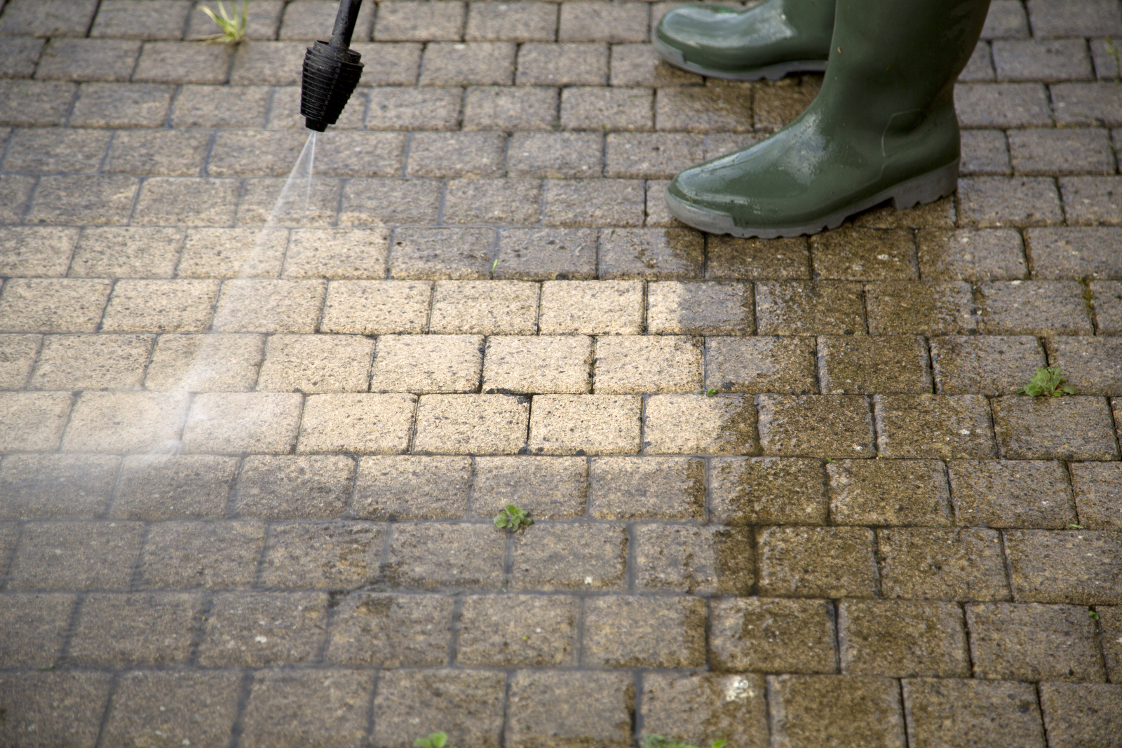 You are currently viewing Exterior Spring Cleaning Tips