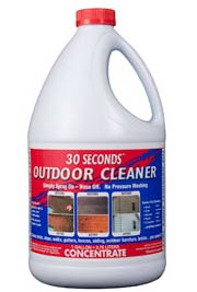 30 second cleaner