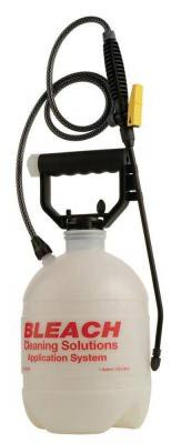 Bleach Application Sprayer