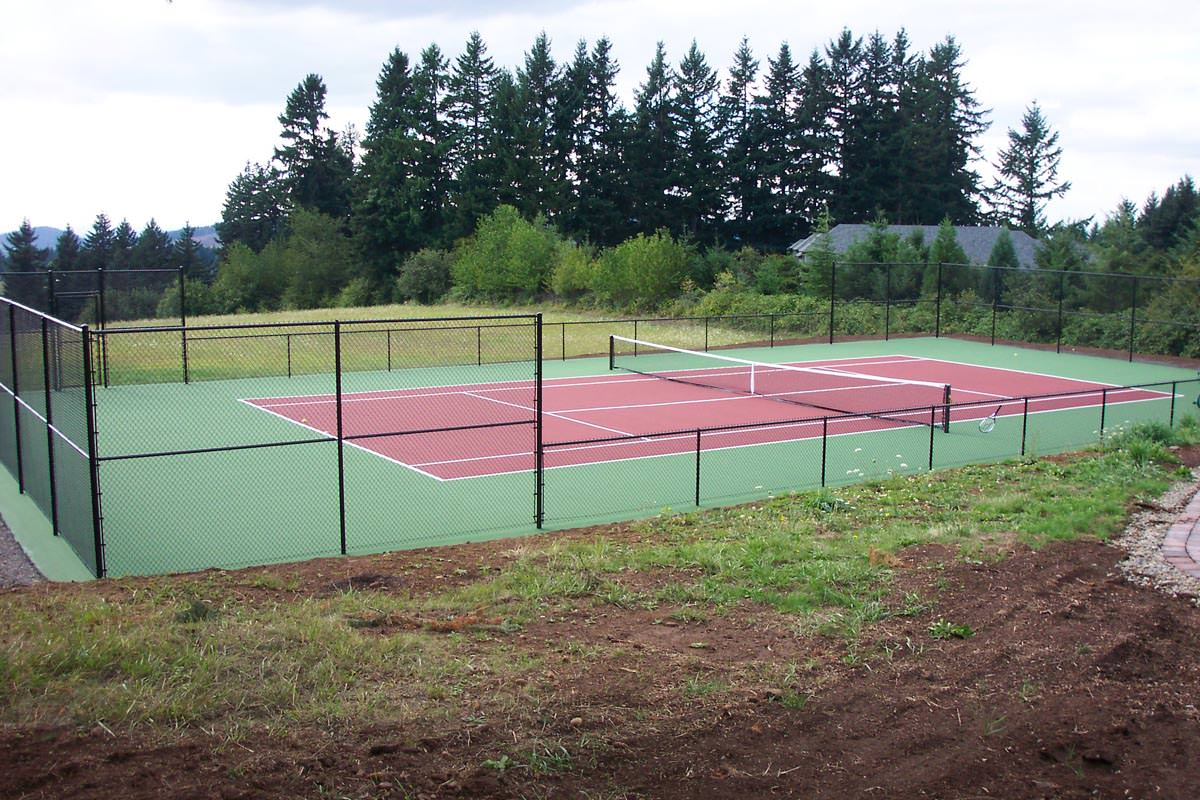 Sports Fences Baseball Field Fences Tennis Court Fences