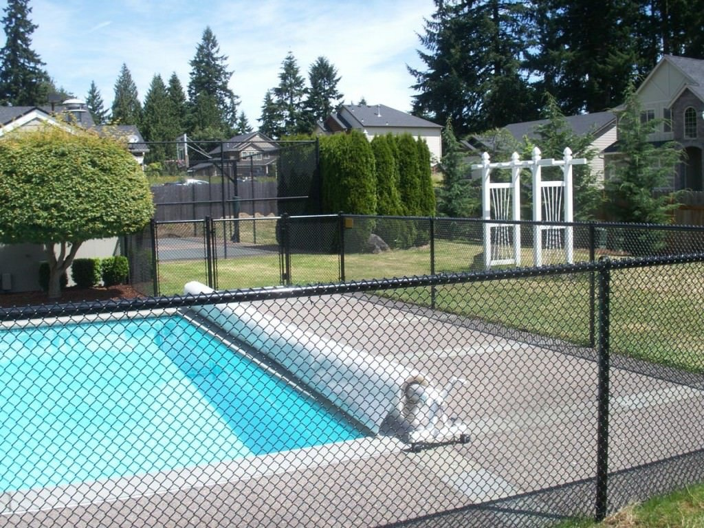 Swimming Pool Fence Gallery Pacific Fence Amp Wire Co