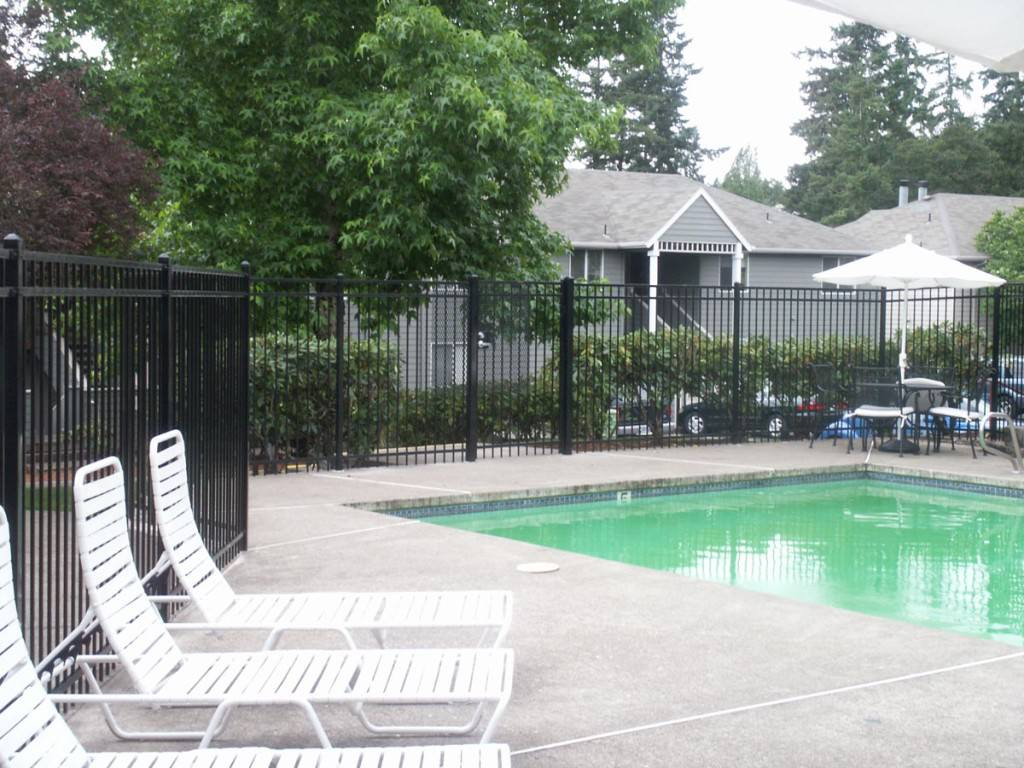 Swimming Pool Fence Gallery | Pacific Fence & Wire Co
