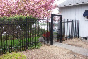 How to Install a Wrought Iron Fence