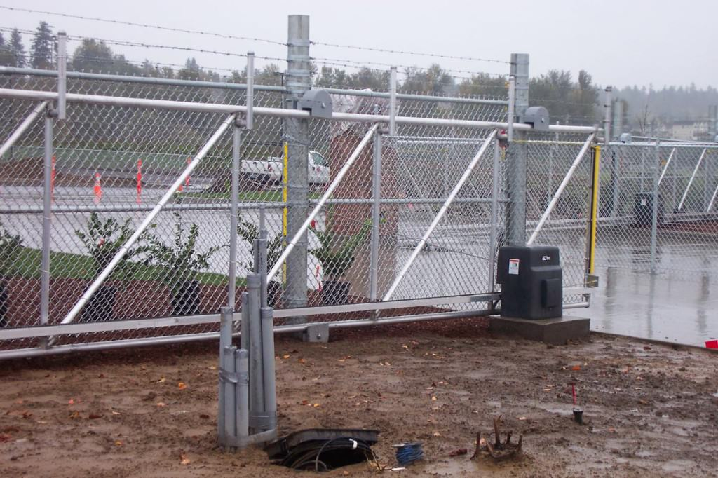 Pictures Of Installed Gates In The Portland Oregon Region