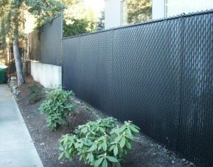 Privacy Chain Link Fencing