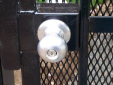 gate-locks