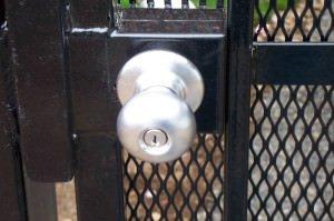 gate-locks