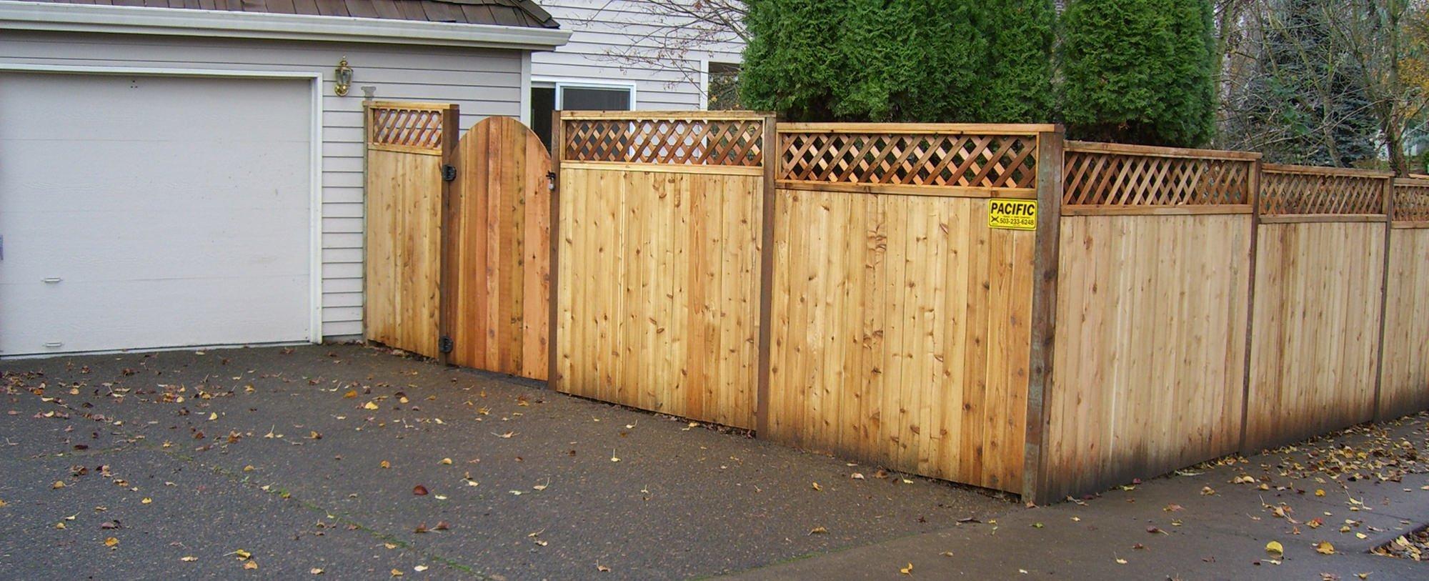 drivewa-fence