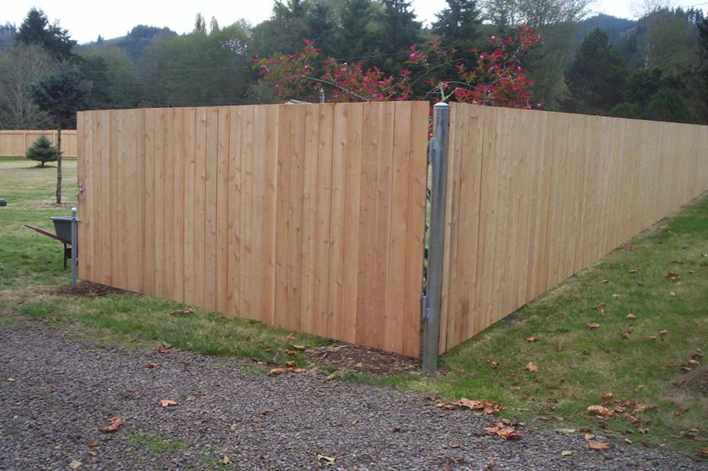 How To Install Fence Posts For Wooden Fence Pacific