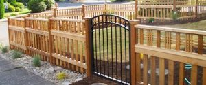 Residential Gate Installation in Portland OR