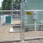 Secure Chain Link Fence