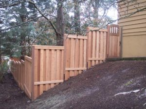 Read more about the article Wooden Fence Installation at its best!