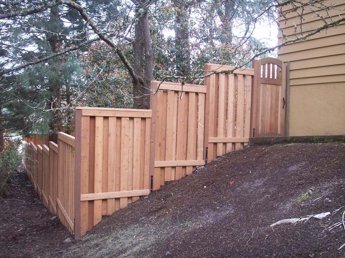 You are currently viewing Wooden Fence Installation at its best!